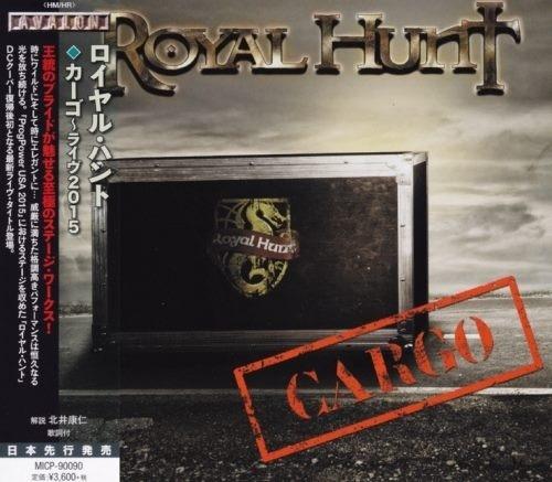 ROYAL HUNT  © 2016 - CARGO (JAPANESE EDITION) (LIVE)